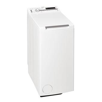 Máquina de Lavar Roupa Carga Superior Whirlpool TDLR 60210 6Kg A+++ Branco