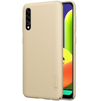 Capa Magunivers | TPU escudo super geado rígido Dourado para Samsung Galaxy A50s/A50/A30s