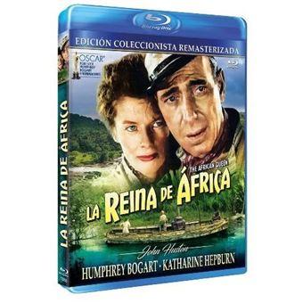 La Reina de Africa / The African Queen (Blu-ray)
