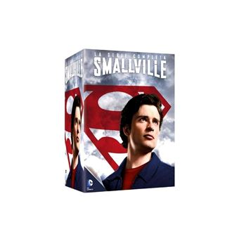 Smallville Temporada 1-10 Pack