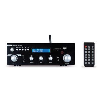 Amplificador de áudio Fonestar AS-25RUB 2.0canais Casa Com fios e sem fios Preto