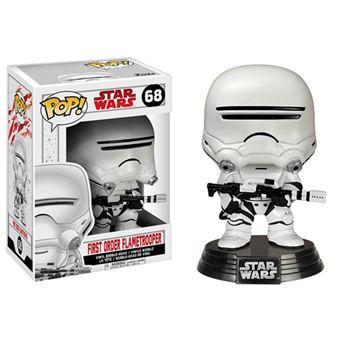 Funko Pop! Star WarsThe Last Jedi - Primeira Ordem Flametrooper Pop 10cm
