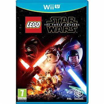 LEGO Star Wars: The Force Awakens Wi U