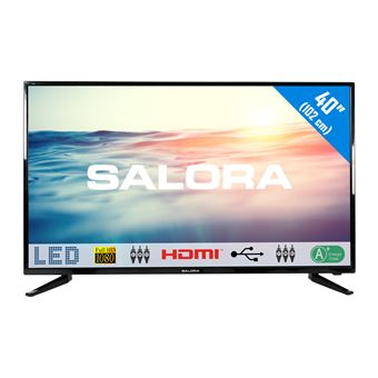 "TV Salora 40LED1600 40"" Preto"
