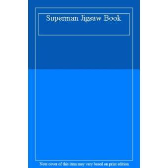 Superman Jigsaw Book
