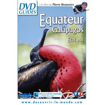 equateur et galapagos - etat pur (DVD)