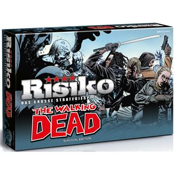 Risiko Winning Moves The Walking Dead