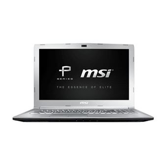 Portátil Gaming MSI 9S7-16JF31-009 15,6' i7-8750H 8 GB RAM 1 TB + 256 GB SSD Prata