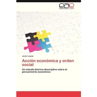 Accion Economica y Orden Social - Paperback / softback - 2013