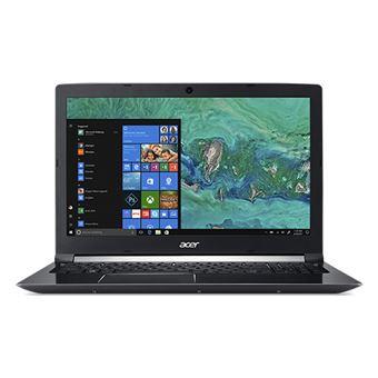 """Portátil Acer A715-72G-597U i5 SSD 256GB 15.6"""" Preto"""