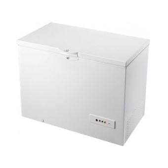 Congelador/arca frigorífica Indesit OS 1A 400 H Isolado Cofre 395l A+ Branco