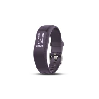 Garmin vívosmart 3 Rastreador de atividade para pulso violeta OLED