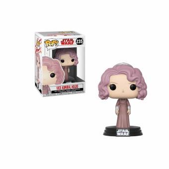 Funko Pop! Star Wars Les Derniers Jedi - Vice Admiral Holdo Pop 10cm