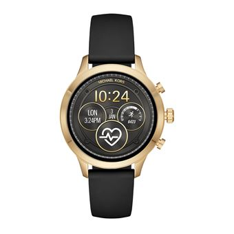 Smartwatch Michael Kors Runway Dourado