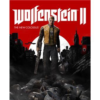 Wolfenstein 2 PC