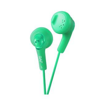 Auriculares JVC HA-F160-G-E Verde