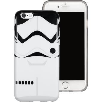 Capa para iPhone 7 e 6/6s em TPU Star Wars Stormtroop