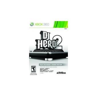 DJ Hero 2 Xbox 360