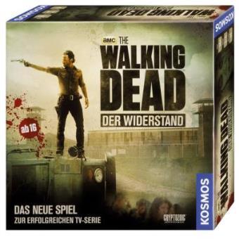 The Walking Dead Der Widerstand Kosmos 69230