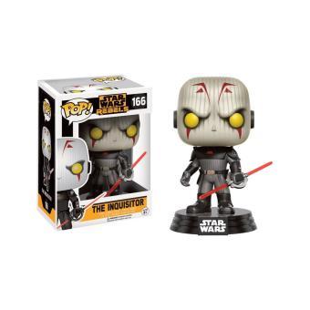 Funko Pop! Star Wars Rebel - Inquisitor Exclu Pop 10cm