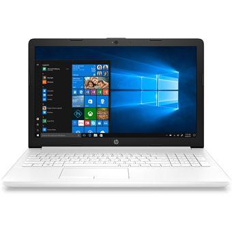 "Portátil HP 15-da1058ns i7 SSD 256GB 15.6"" Branco"