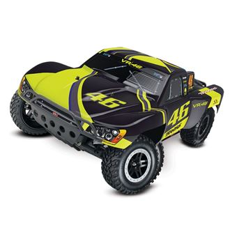 VR46 Slash Traxxas: 1/10-Scale Brushed Valentino Rossi