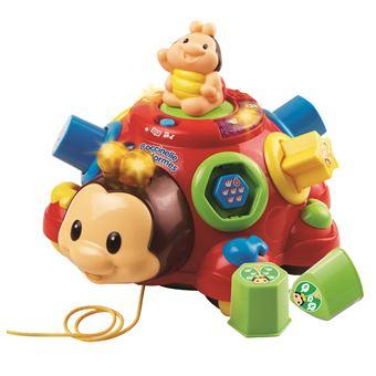 Brinquedo educativo VTech Coccinelle des formes Multi