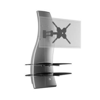 Meliconi Móvel De Parede Orientável Ghost Design 2000 DR   Prateado    Suporte De Parede   Compre Na Fnac.pt