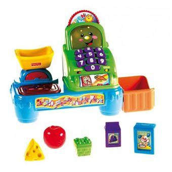 Caixa de Supermercado de Brincar Mattel Espanhol