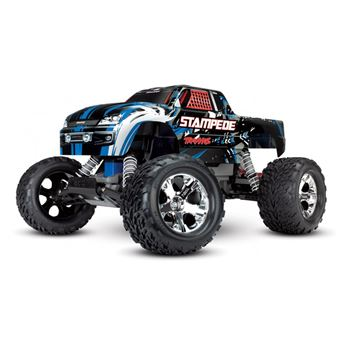 StampedeTraxxas: 1/10 Scale Monster Truck c/ Bat