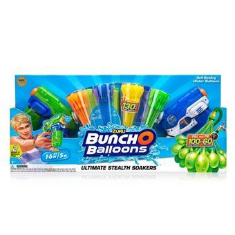 Mega Pack com Pistolas de Água Bunch O Balloons
