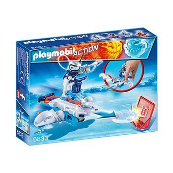 Boneco de montar Playmobil Sports & Action 6833  Multi