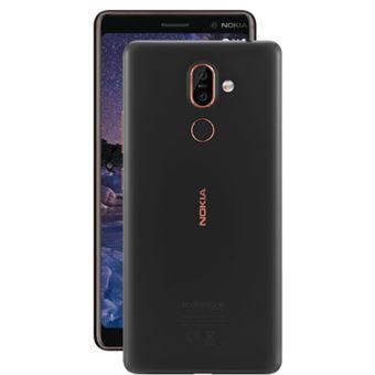 Smartphone Nokia 7 Plus 4GB 64GB Preto