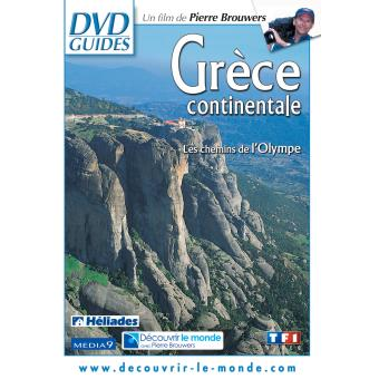 grece continentale - les chemins de olympe (DVD)