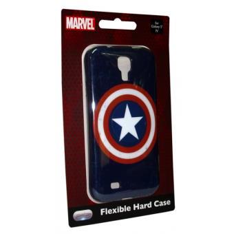 Capa Pdp Marvel Capitan America Vintage Para Samsung Gs4