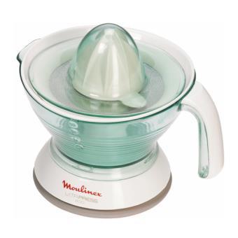 Máquina de Sumos Moulinex Vitapress White