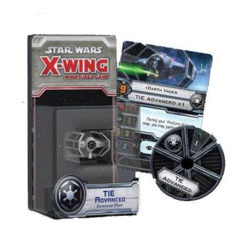 Star Wars X Wing: TIE Advanced  (Expansion)