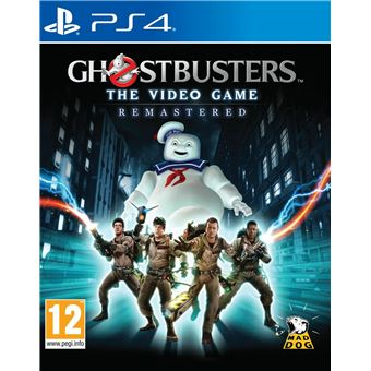 Ghostbusters Remastered - PS4
