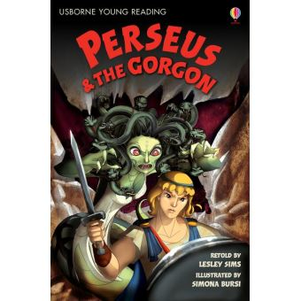 Perseus and the Gorgon: Usborne Young Reading: Series Two