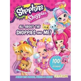 Shopkins shoppies friendship fun bo