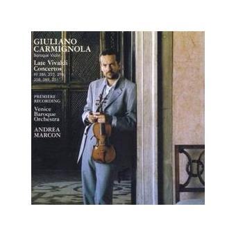 Late Vivaldi Concertos