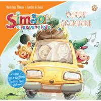 Simão, o Pequeno Leão - Livro 7: Vamos Acampar!