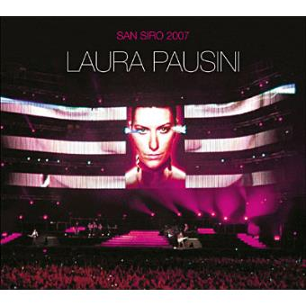 Laura Pausini - San Siro 2007 (Edição Especial DVD+CD)