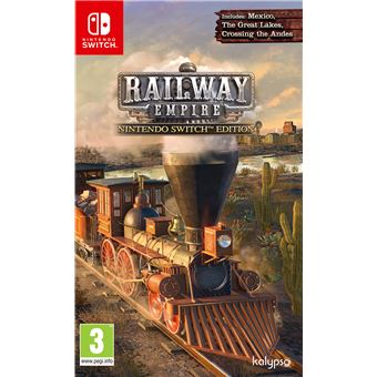 Railway Empire - Switch Edition - NTS
