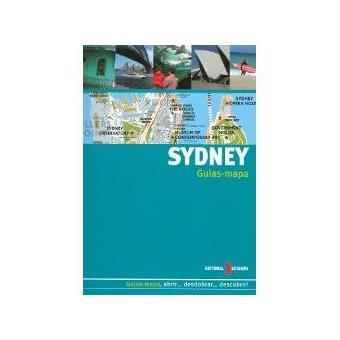 Sydney Guias-Mapa