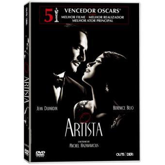 O Artista - DVD