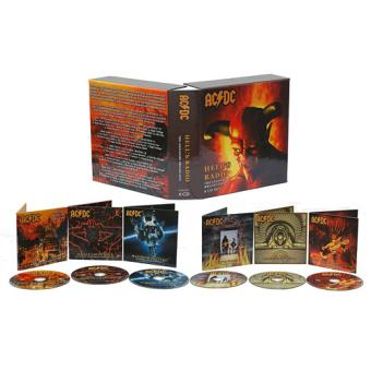 Hell's Radio the Legendary Broadcasts 1974-1979 (5CD+DVD)