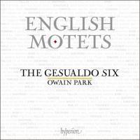 English Motets - CD