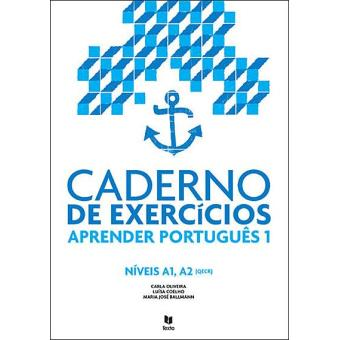 Aprender Português 1 - Nível A1/A2 - Caderno de Exercícios