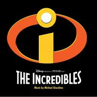 BSO The Incredibles - LP 12''